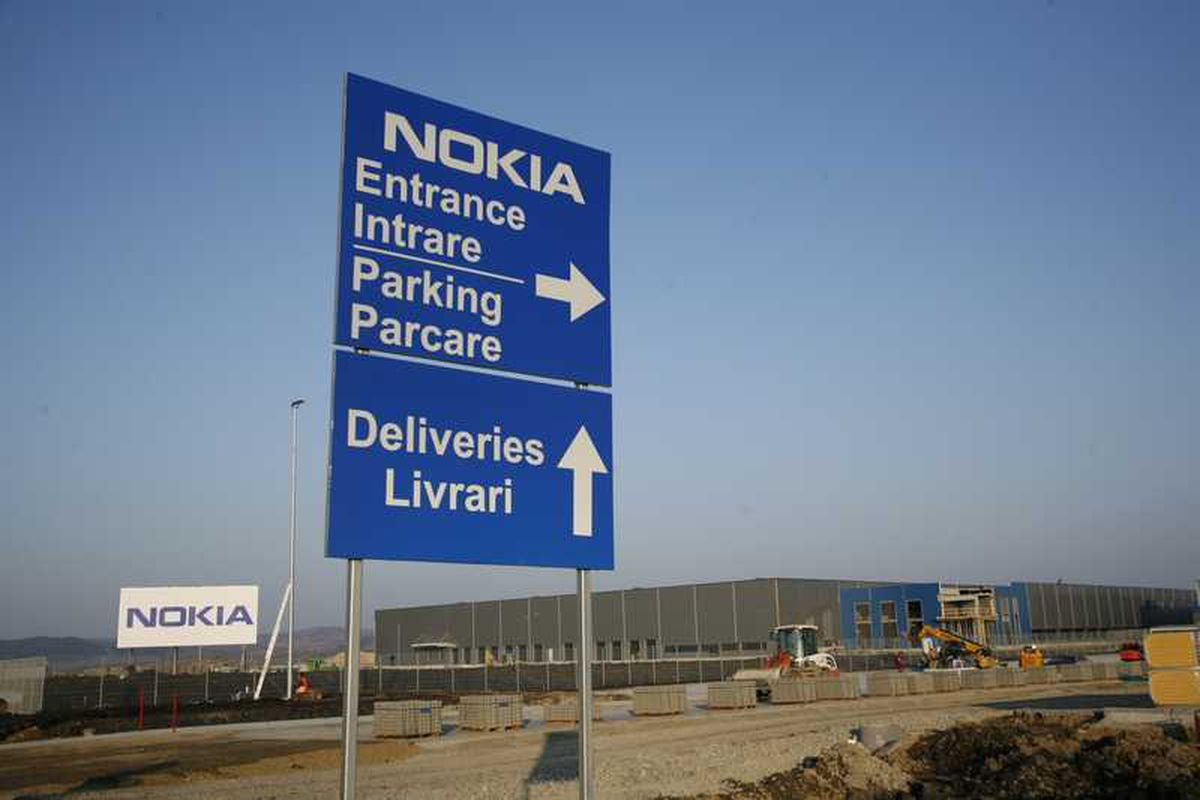 Nokia Romania