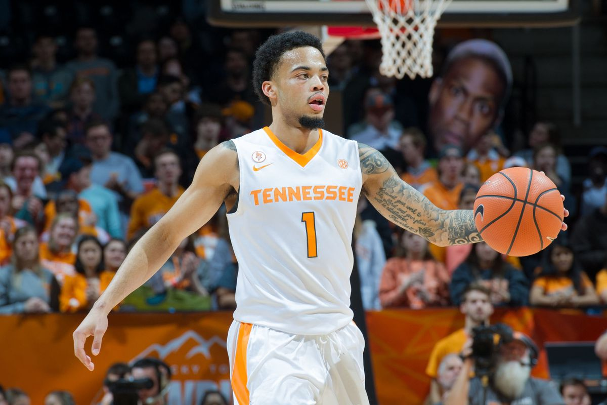 Uk Basketball Uk Vs Tenn: Tennessee Basketball: Vols Have A Shot At A One Seed In