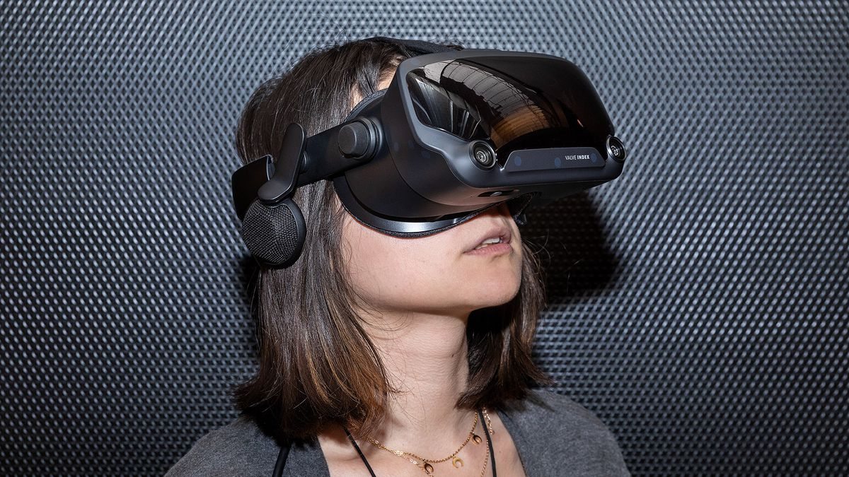 Valve Index review: $999 buys you the best VR experience yet