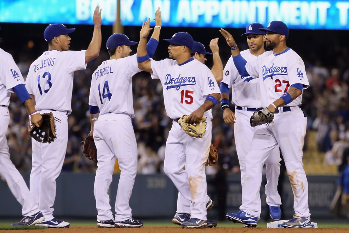 Matt Kemp has been the catalyst for the Dodgers offensively in the first two games of the season.