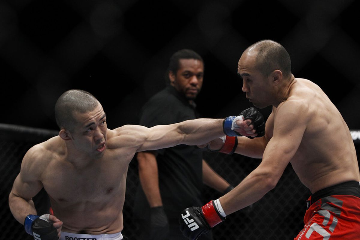 UFC Macao fight card: Jon Tuck vs Zhang Tiequan preview