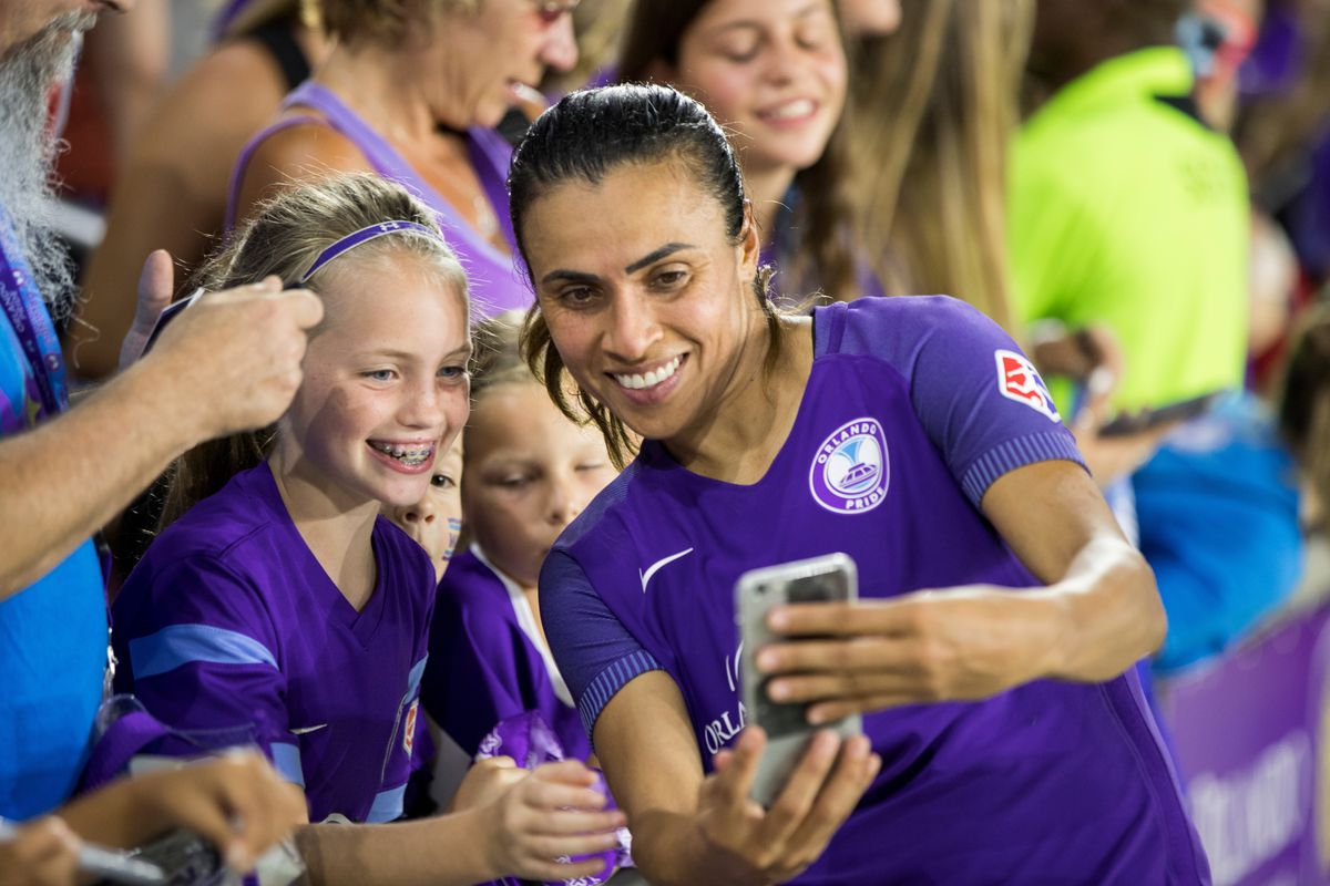 SOCCER: AUG 05 NWSL - Chicago Red Stars at Orlando Pride