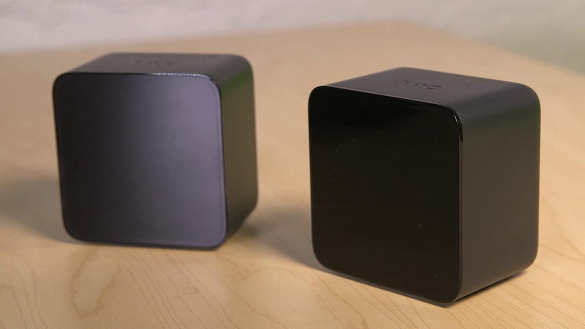 HTC Vive Pre room sensors