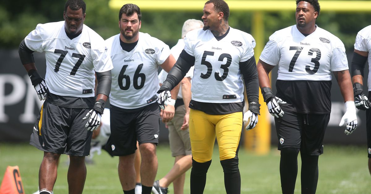 The Steelers are playing a much cleaner brand of football, especially the offensive line