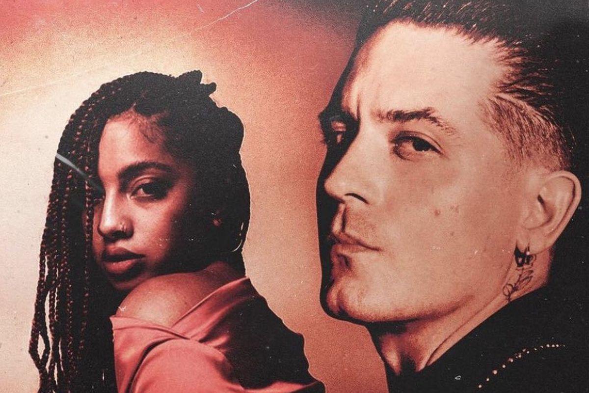 Kiana Ledé and G-Eazy