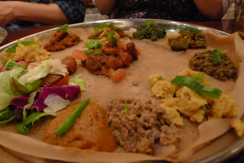 Best east African restaurants in London: Addis on Caledonian Road