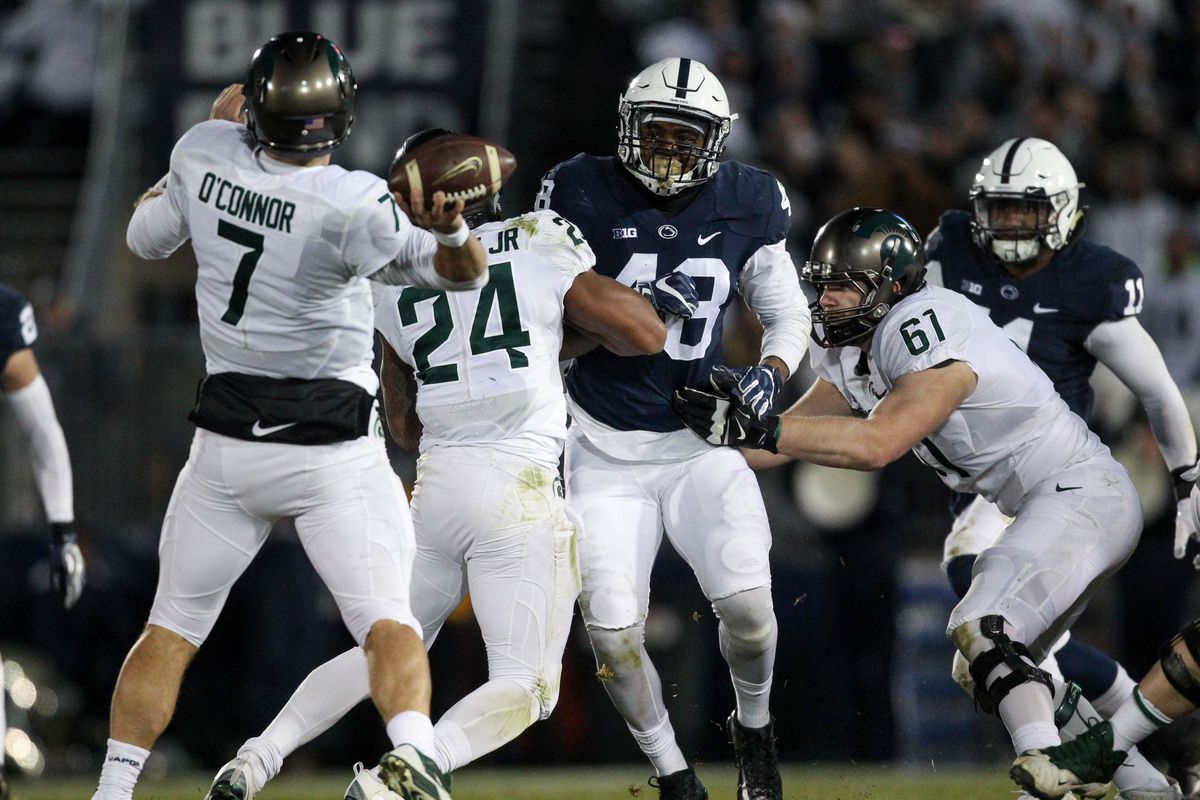 Penn State Vs Michigan State 2017 Live Stream Start Time And How