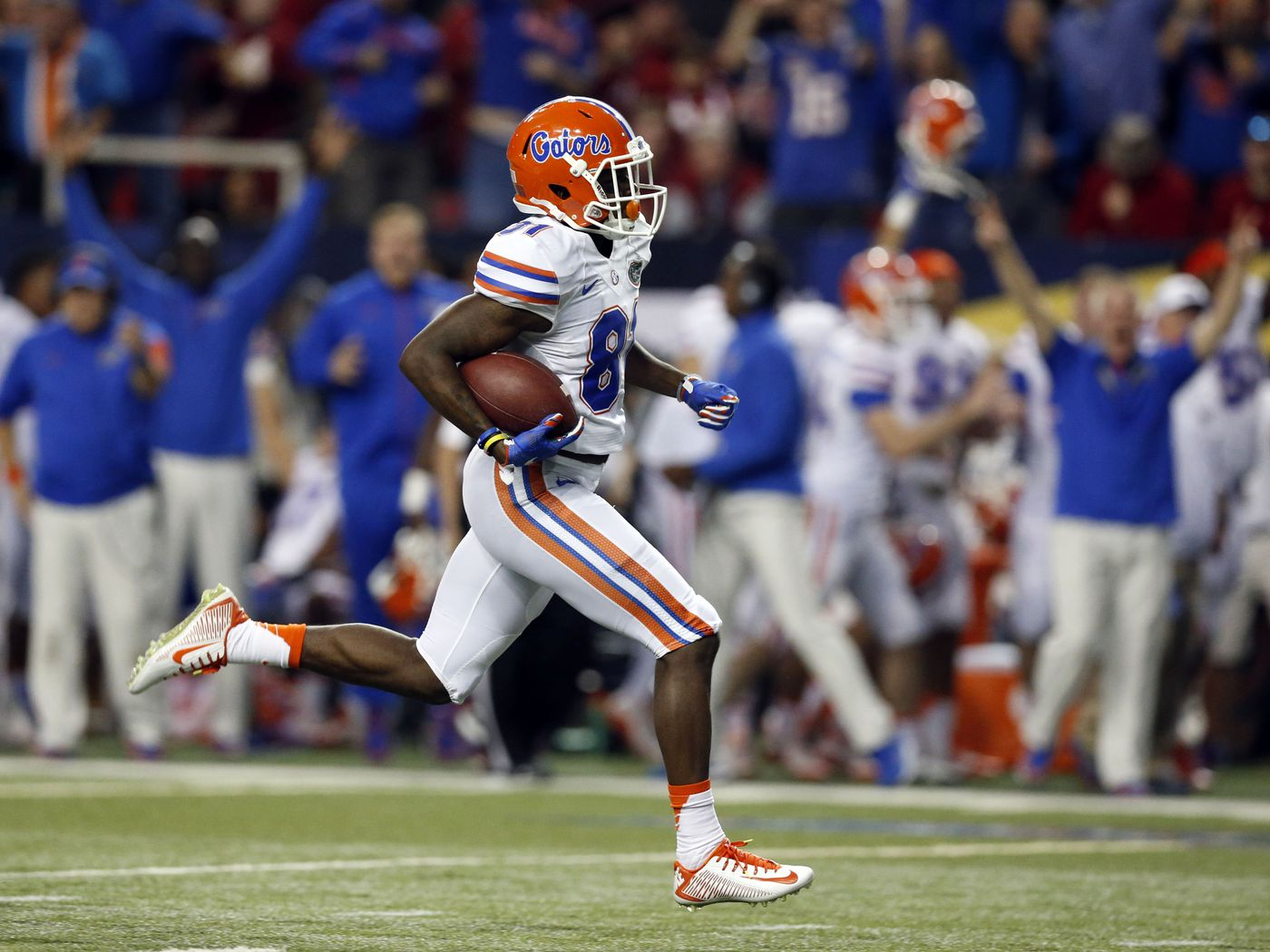 The Florida Gators might have a great offense in 2017. Can 2016's ...