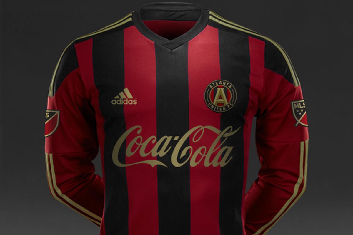 best service 19bbb 1ba88 Dreaming up Atlanta United kit designs - Dirty South Soccer