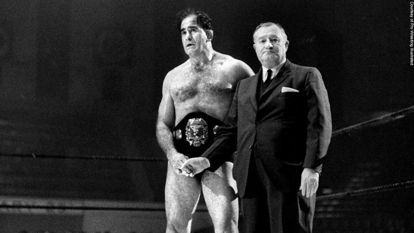 Pioneers Lou Thesz, Ed Lewis, Frank Gotch & more appear headed to WWE Hall of Fame (sort of)
