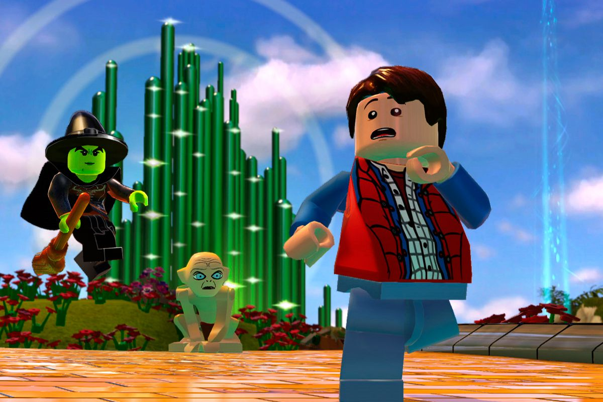 LEGO Dimensions production has ended, says WB