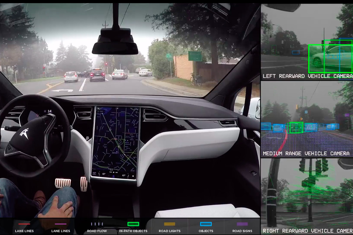 Autonomous driving is here, and it's going to change everything