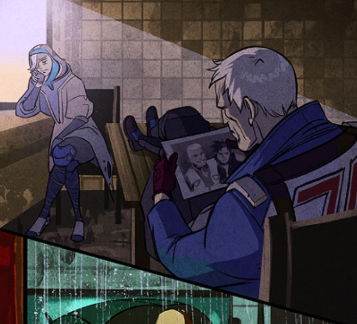 New Overwatch Story Confirms Soldier 76 Is Queer Polygon