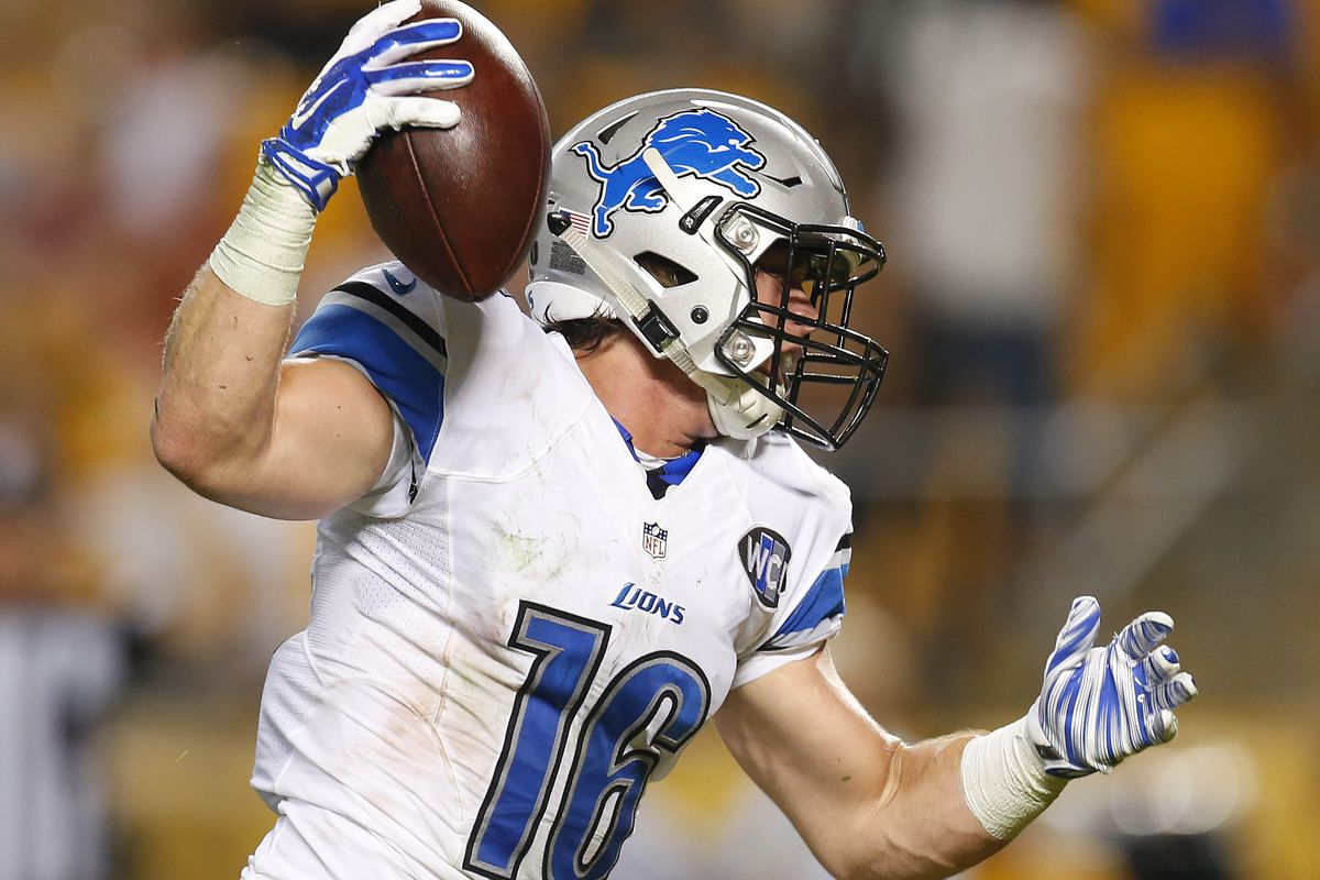Detroit Lions v Pittsburgh Steelers