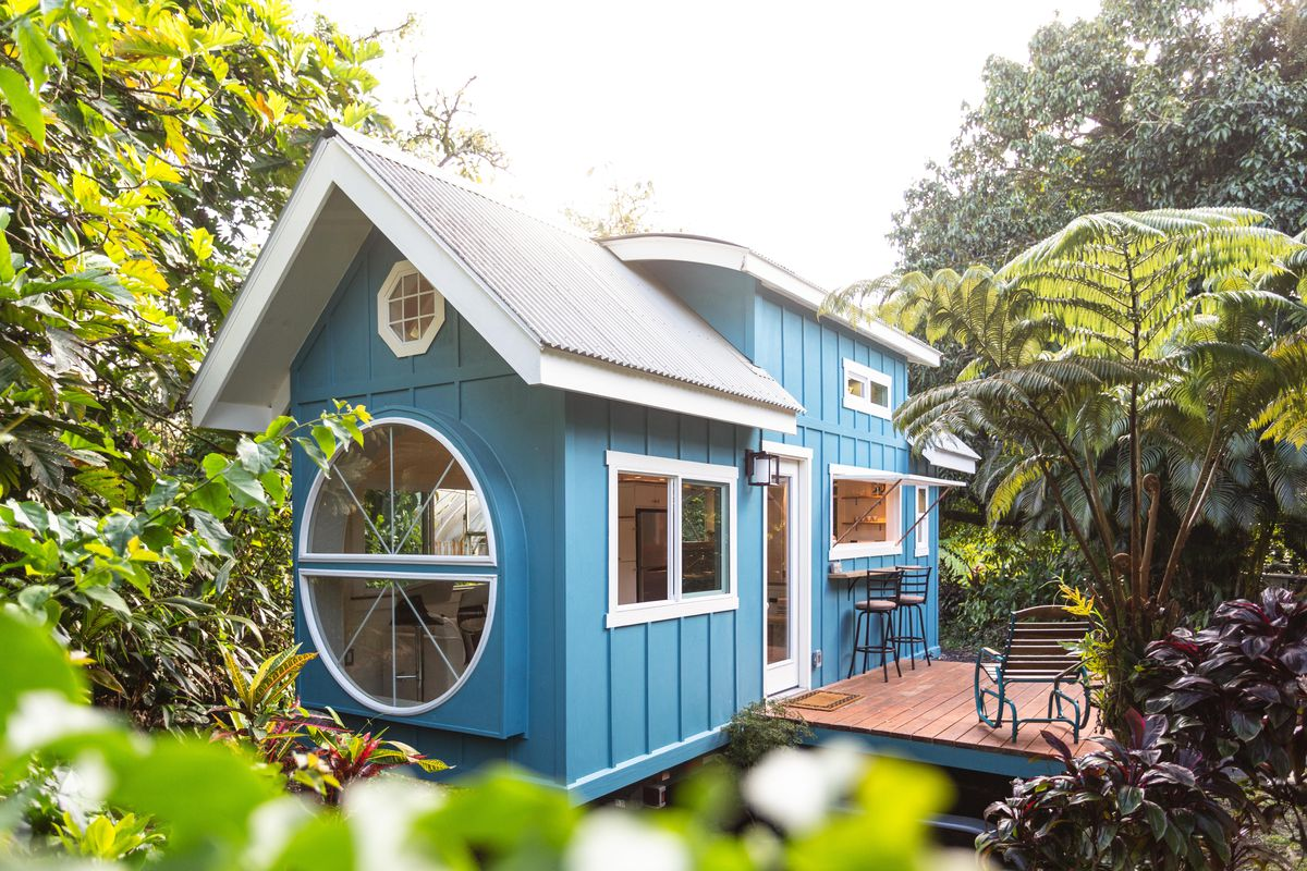 Tiny House Oasis Built For Paradise Curbed