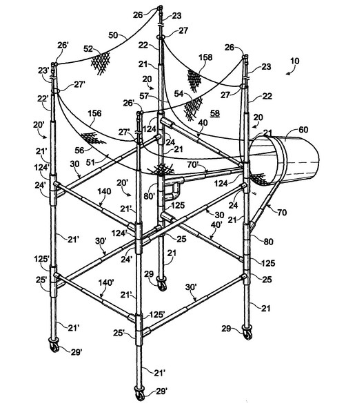 The Weird Wonderful History Of Basketball Retrieval Device Patents
