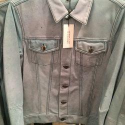10 Crosby leather jacket, $250