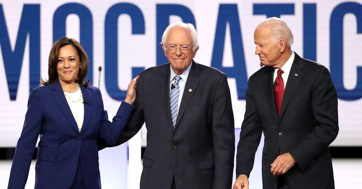 Why Joe Biden Picked Kamala Harris Vox