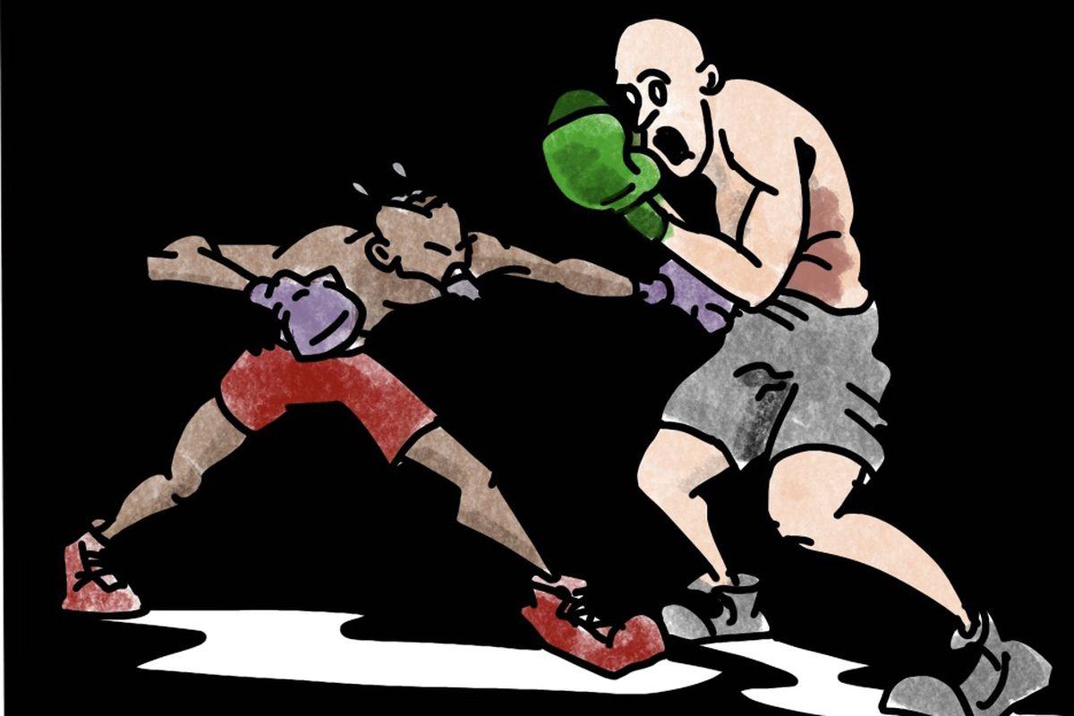 MMA Squared, Chris Rini, Tyson Fury, Deontay Wilder, boxing, heavyweight, Anthony Joshua, Andy Ruiz, Oleksandr Usyk