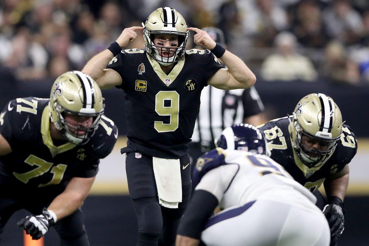 NFC Championship - Los Angeles Rams v New Orleans Saints