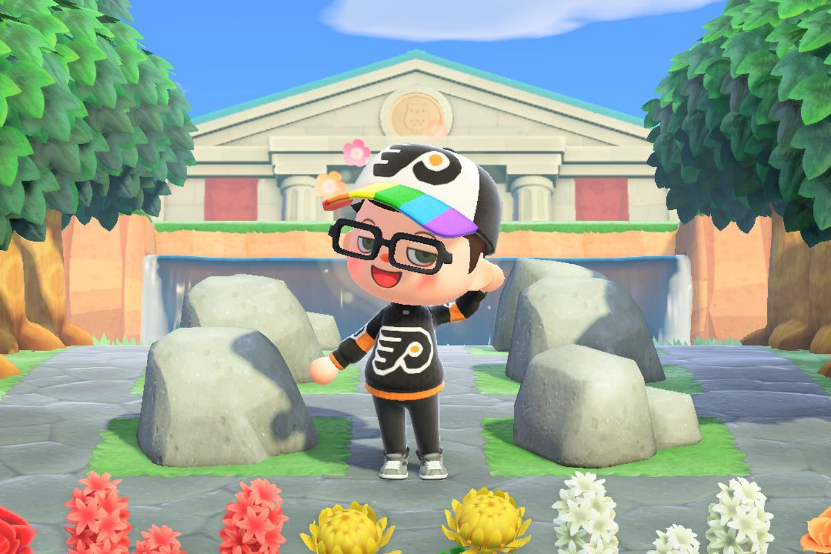 Animal Crossing Clothing Designs For Flyers Fans Broad Street Hockey