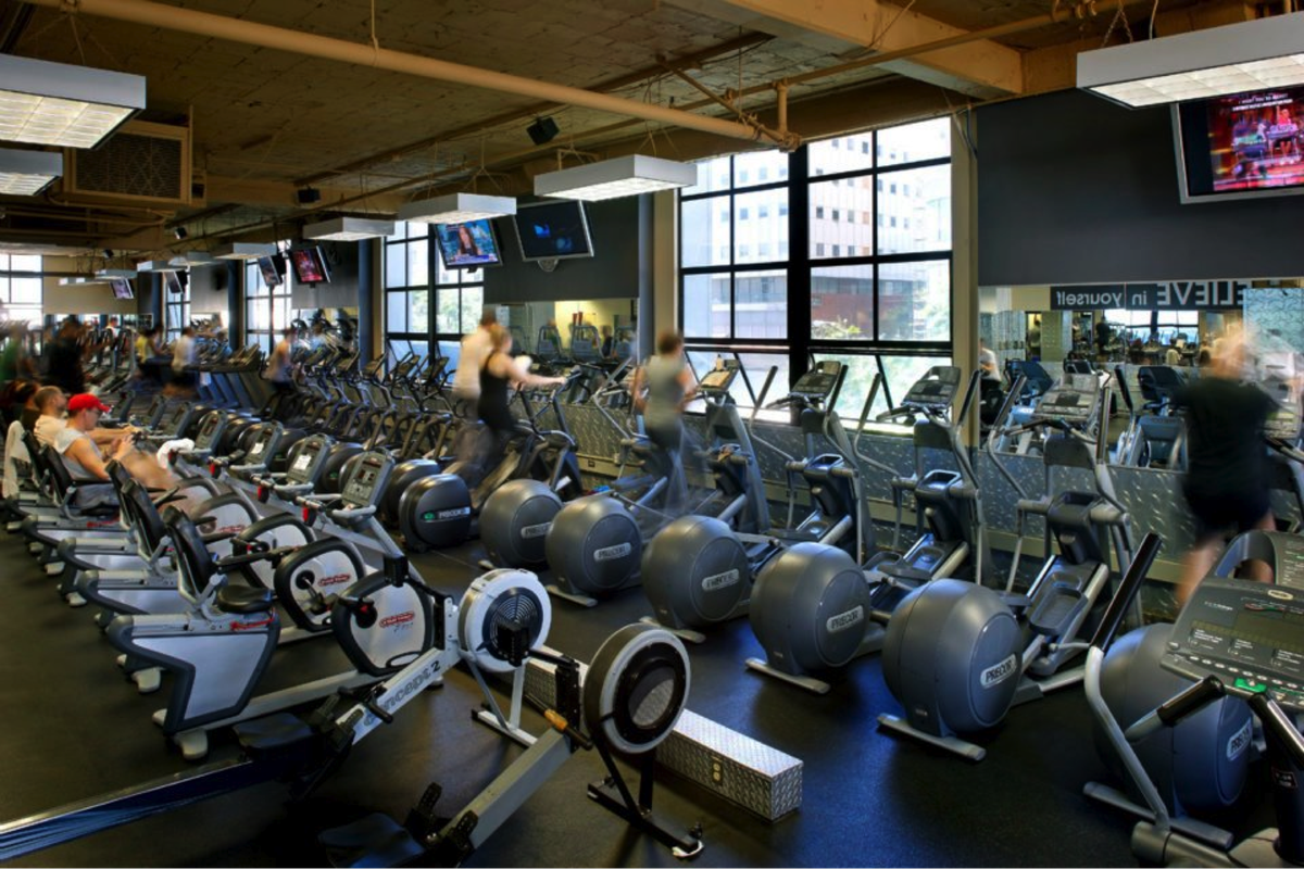 San francisco 39 s best chain gyms a complete rundown of for Gym fitness
