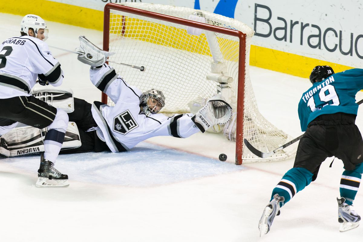 In case you're wondering, Thornton scored here.