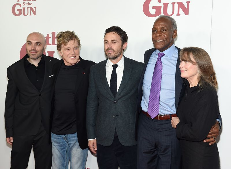 'The Old Man & The Gun' New York Premiere