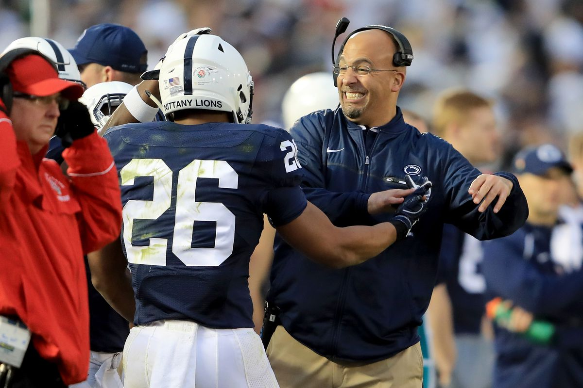 Penn State was 2016 s most fun team. Now 2017 means huge expectations 4b8f97a1f