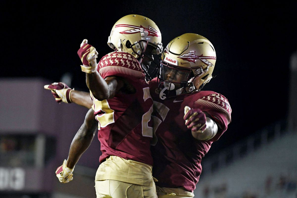 146fc0db6 Notre Dame Football  Florida State Seminoles Game Preview - One Foot ...