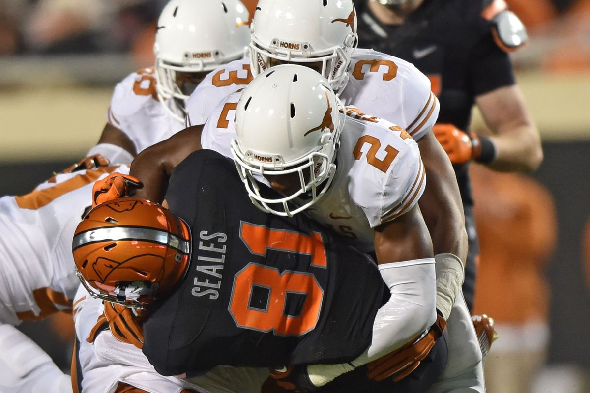 Linebacker Rules In The Multiple 3 4 Defense Burnt Orange Nation 8n Electrical System Trouble Shooting When Won39t Start Youtube As Discussed An Earlier Post Groups Are Basically Broken Into Two Position Inside And Outside