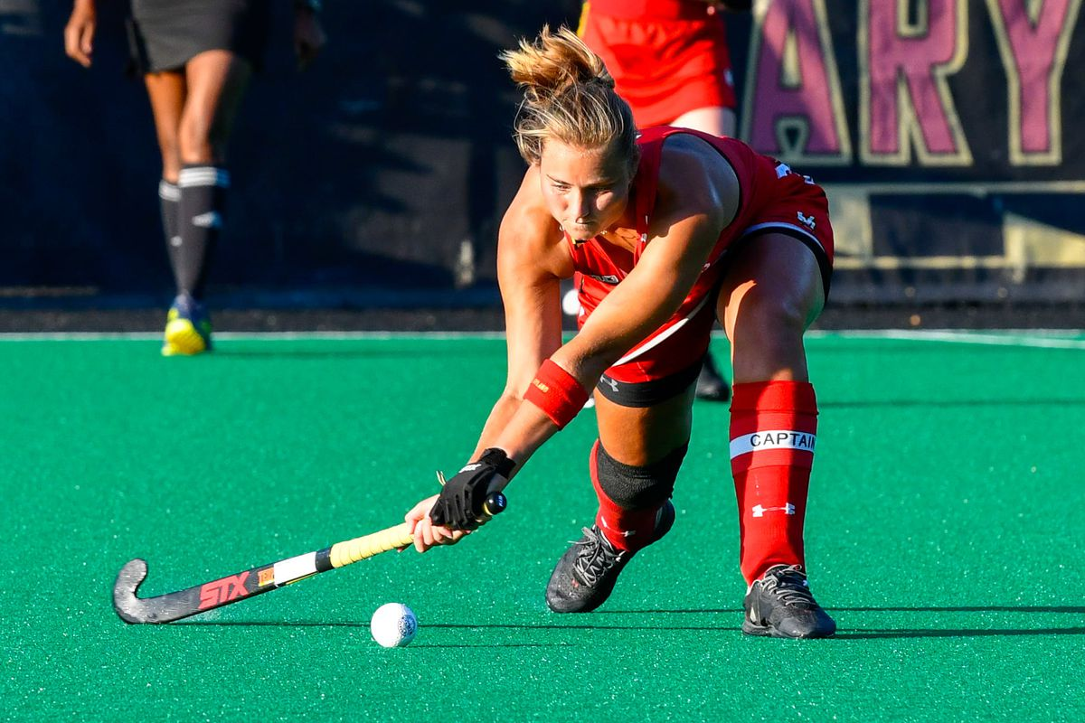 No. 3 Maryland field hockey opens Big Ten play with a 3-1 victory over No. 24 Penn State