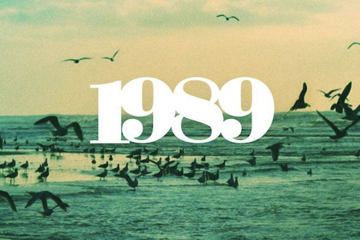 The cover to Ryan Adams's 1989.