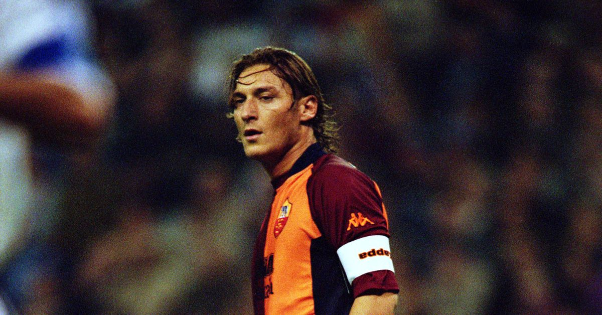 What If Totti Had Joined Real Chiesa Di Totti