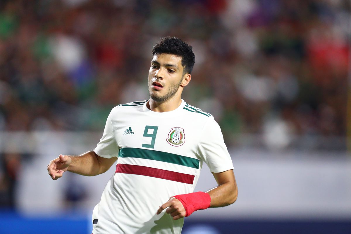 Soccer: CONCACAF Gold Cup-Haiti at Mexico