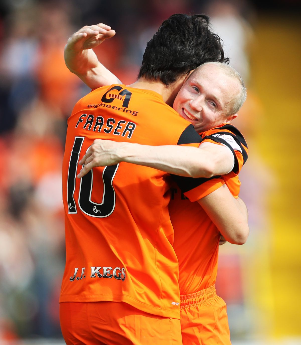 Dundee Utd v Dunfermline - Scottish League Cup