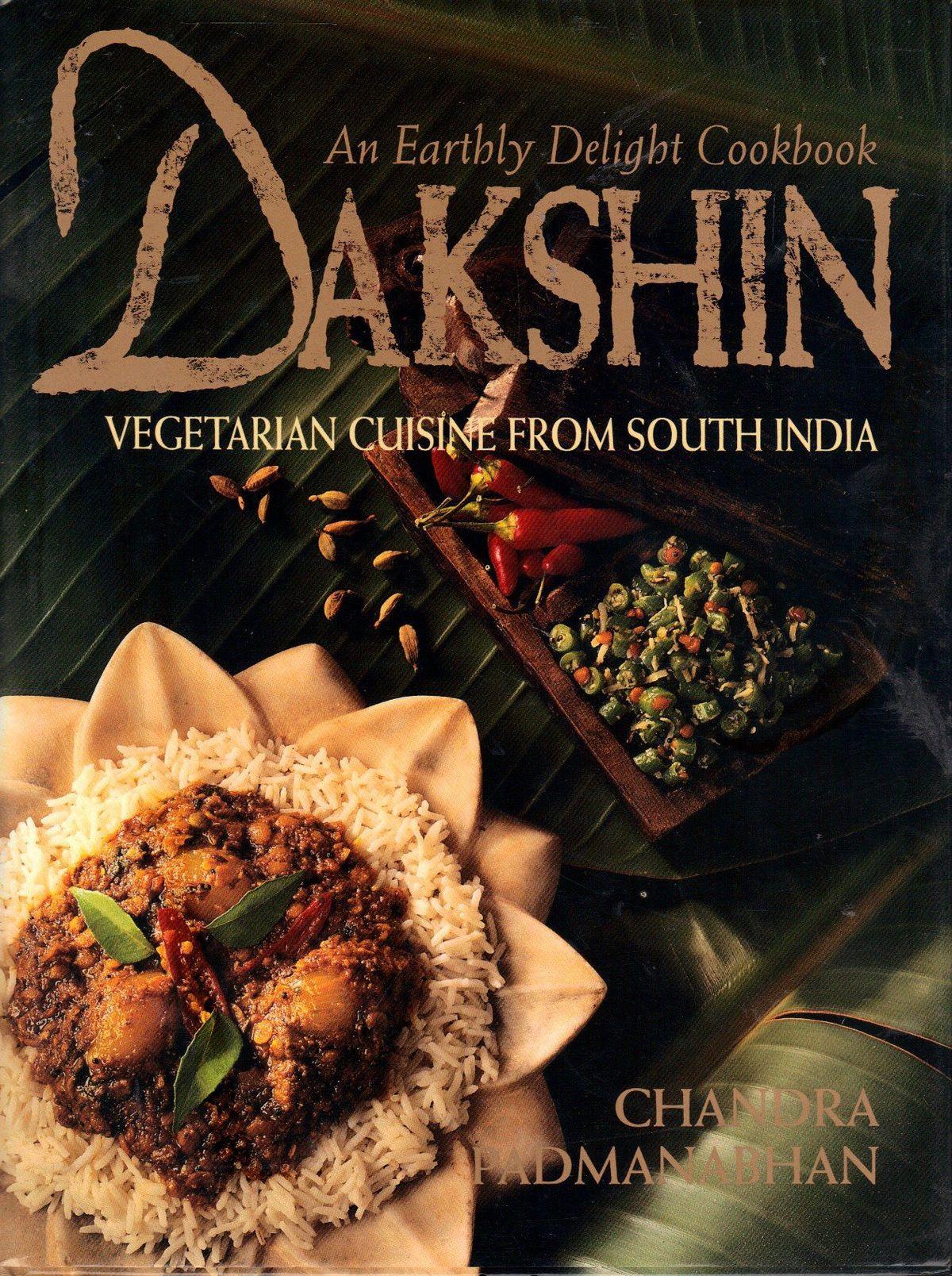 Dakshin by Chandra Padmanabhan, one of the best cookbooks chosen by Eater writers