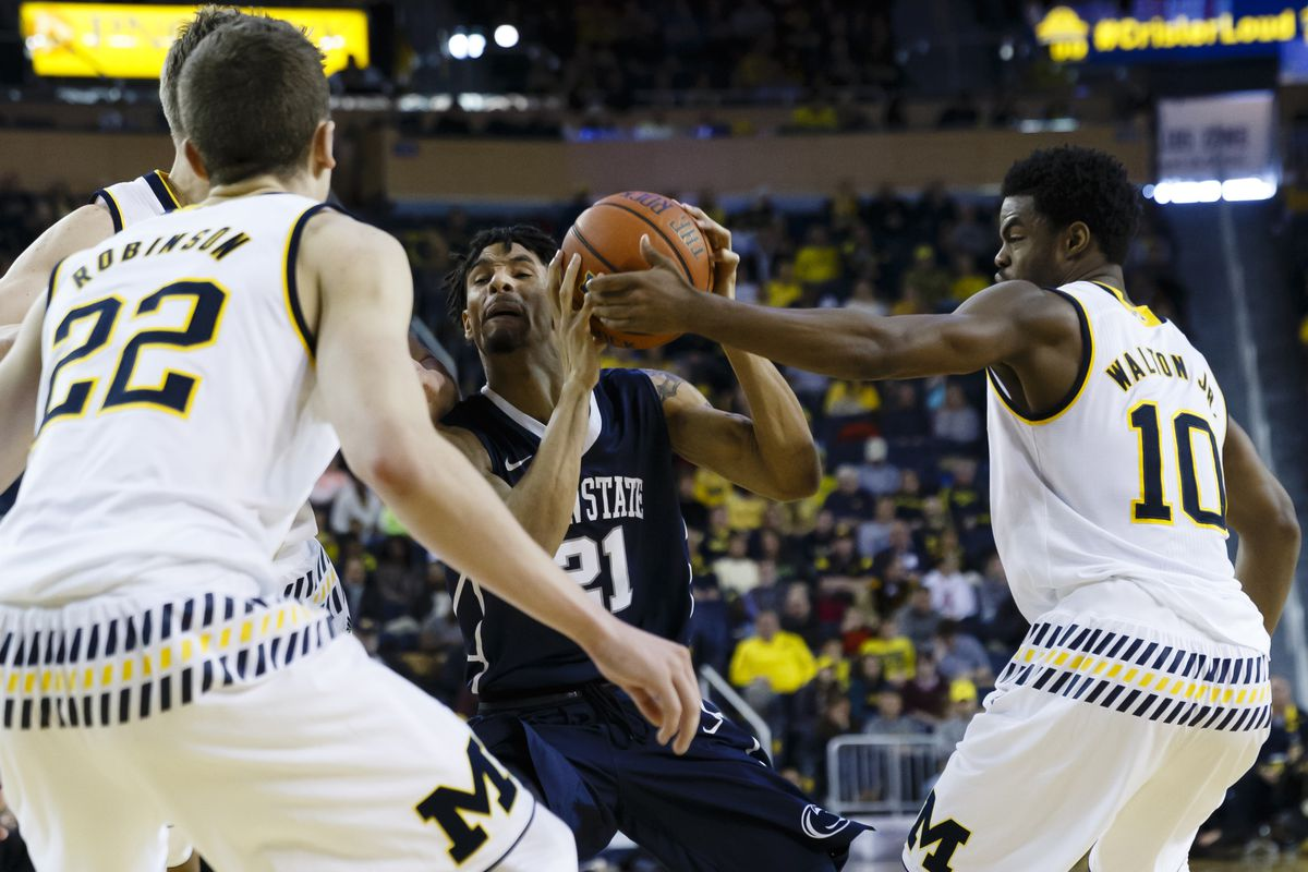 Penn State Vs Michigan Preview Lions Hurting Heading