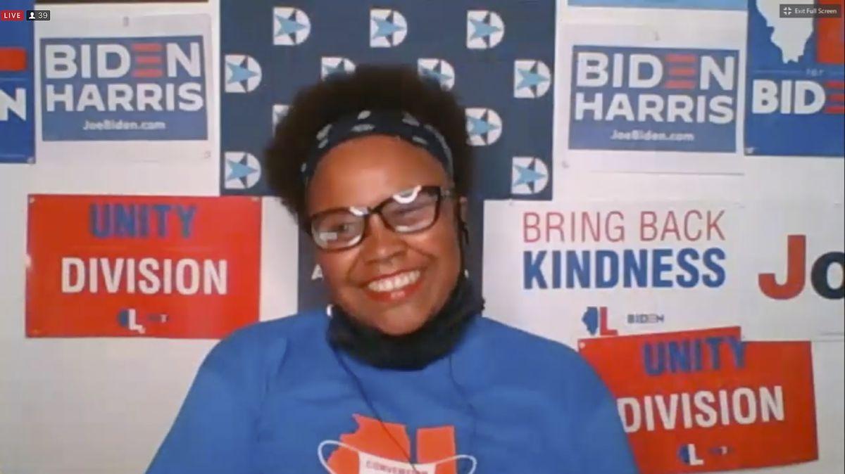 Cook County Clerk Karen Yarbrough eyeing run for Illinois ...