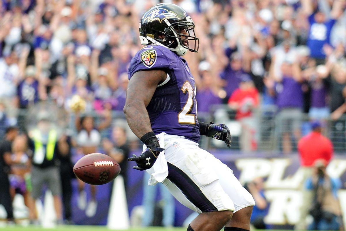 NFL: Oakland Raiders at Baltimore Ravens