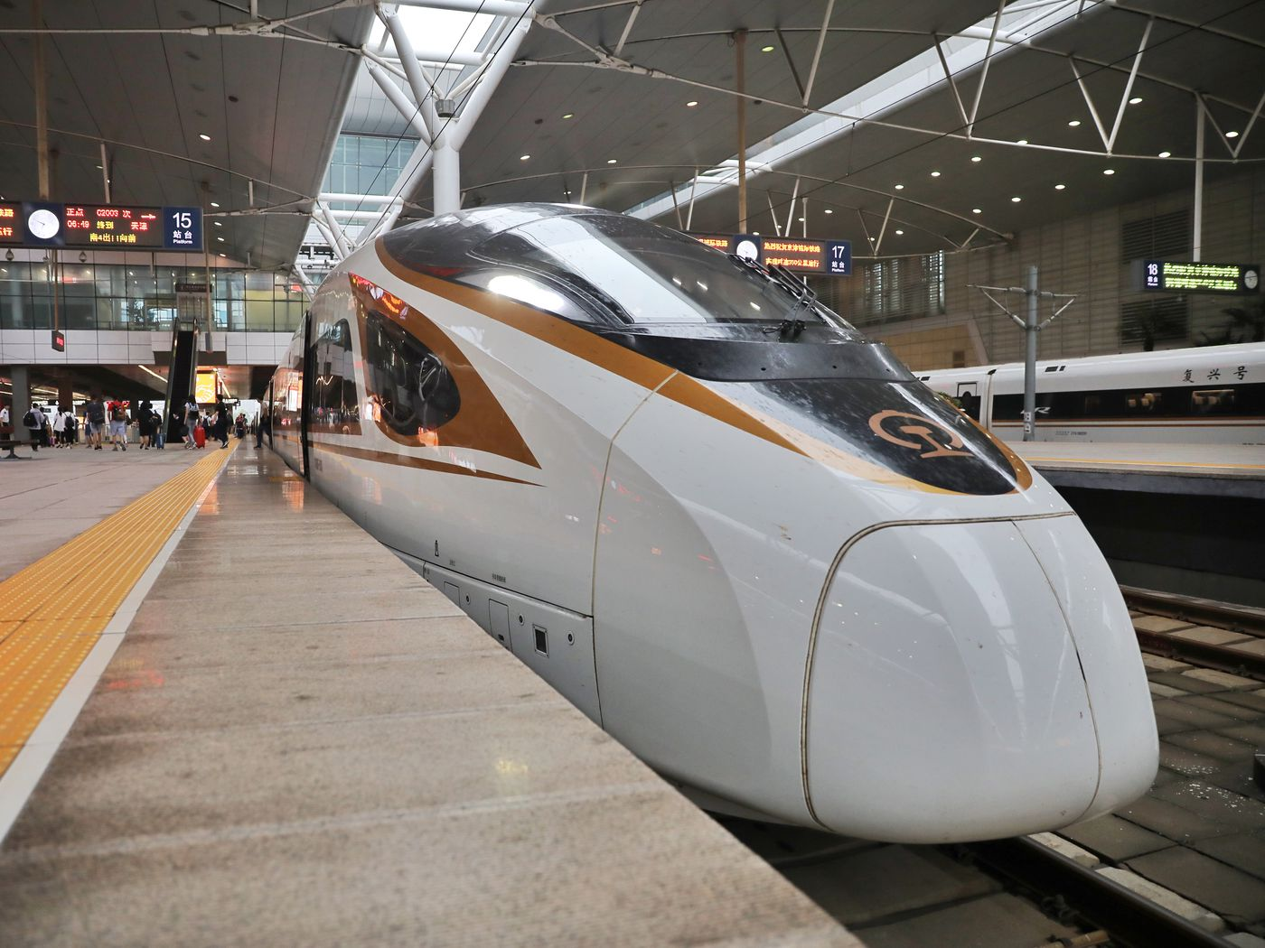 The Green New Deal Wants America To Invest In High Speed Rail Vox