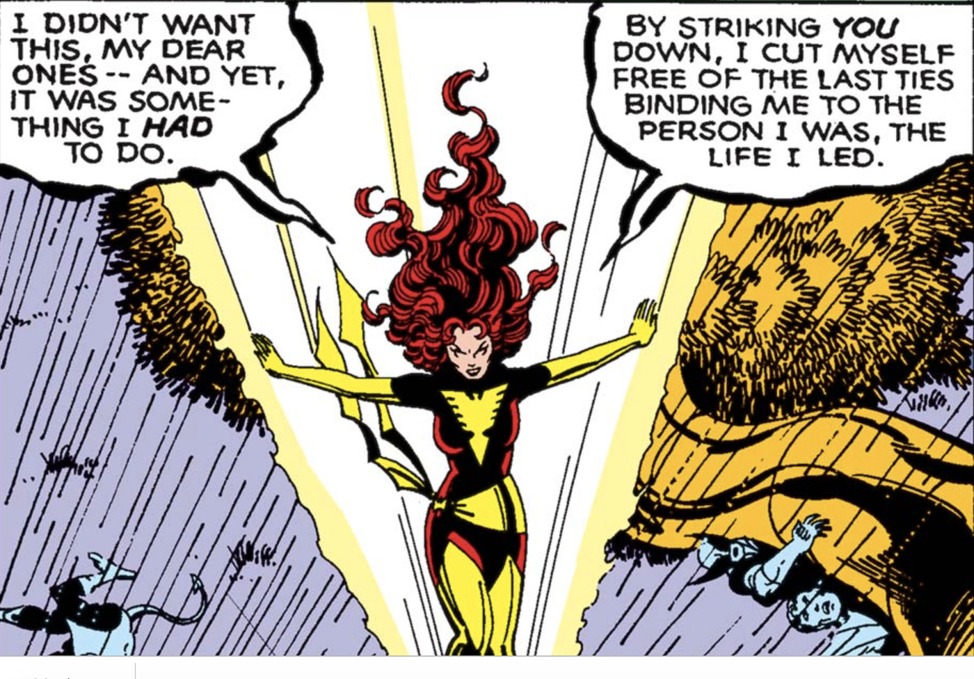 How X-Men: Dark Phoenix failed to tell the story of the X