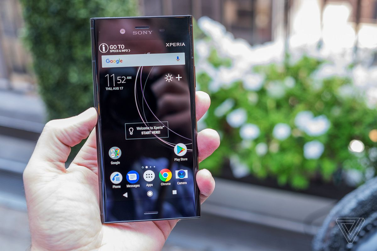 Sony's Xperia XZ1 and XZ1 Compact have refreshed designs ...