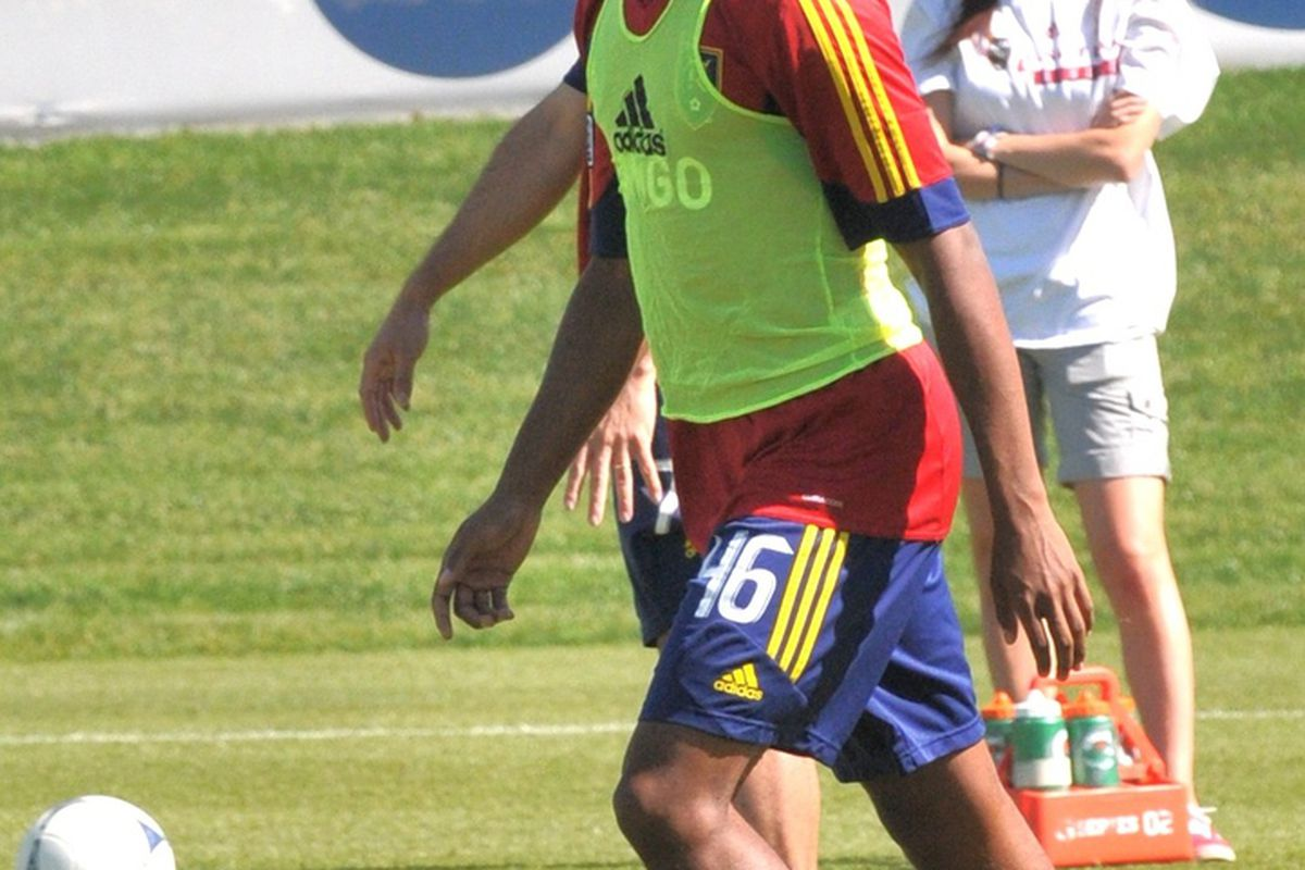 Jordan Allen picked up the USSDA Western Conference Player of the year at the U15/16 level for the RSL Academy at Casa Grade, AZ