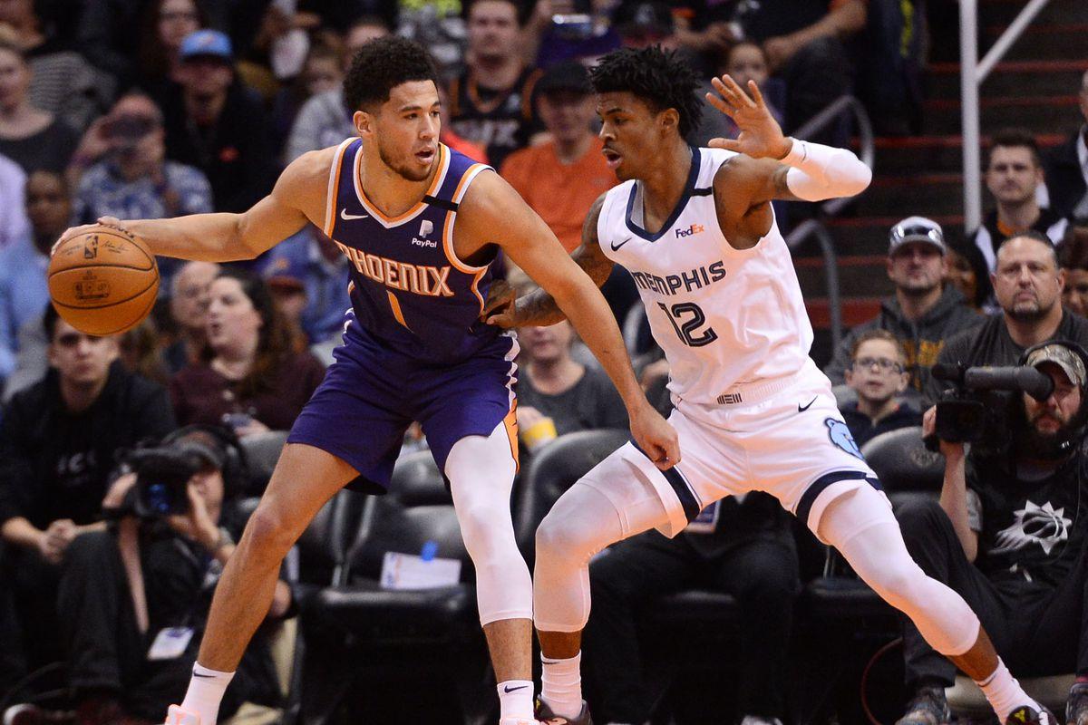 Thread: Phoenix Suns (19-26) vs. Memphis Grizzlies (21-24)