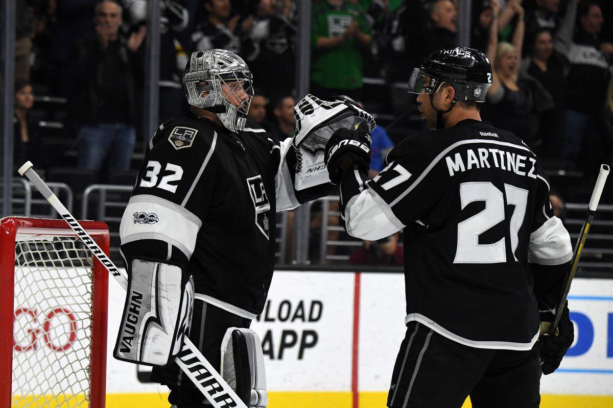 NHL: Buffalo Sabres at Los Angeles Kings