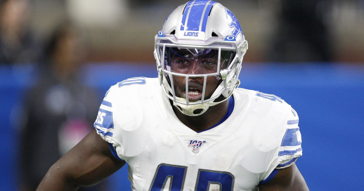 Lions say Jarrad Davis is NOT being traded