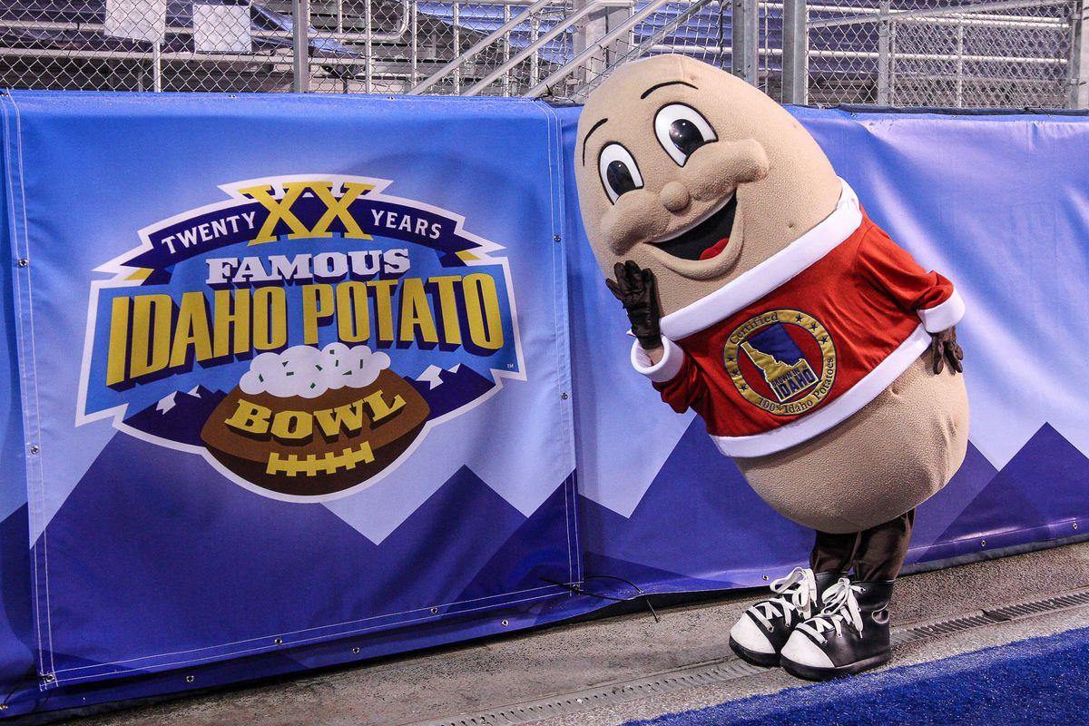 Famous Idaho Potato Bowl - Idaho v Colorado State