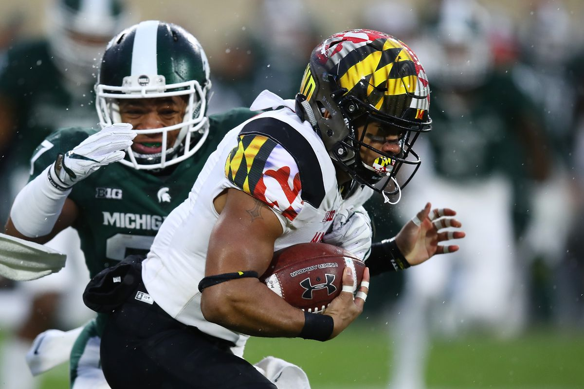 the best attitude a4497 9f272 6 Maryland football players have switched jersey numbers ...