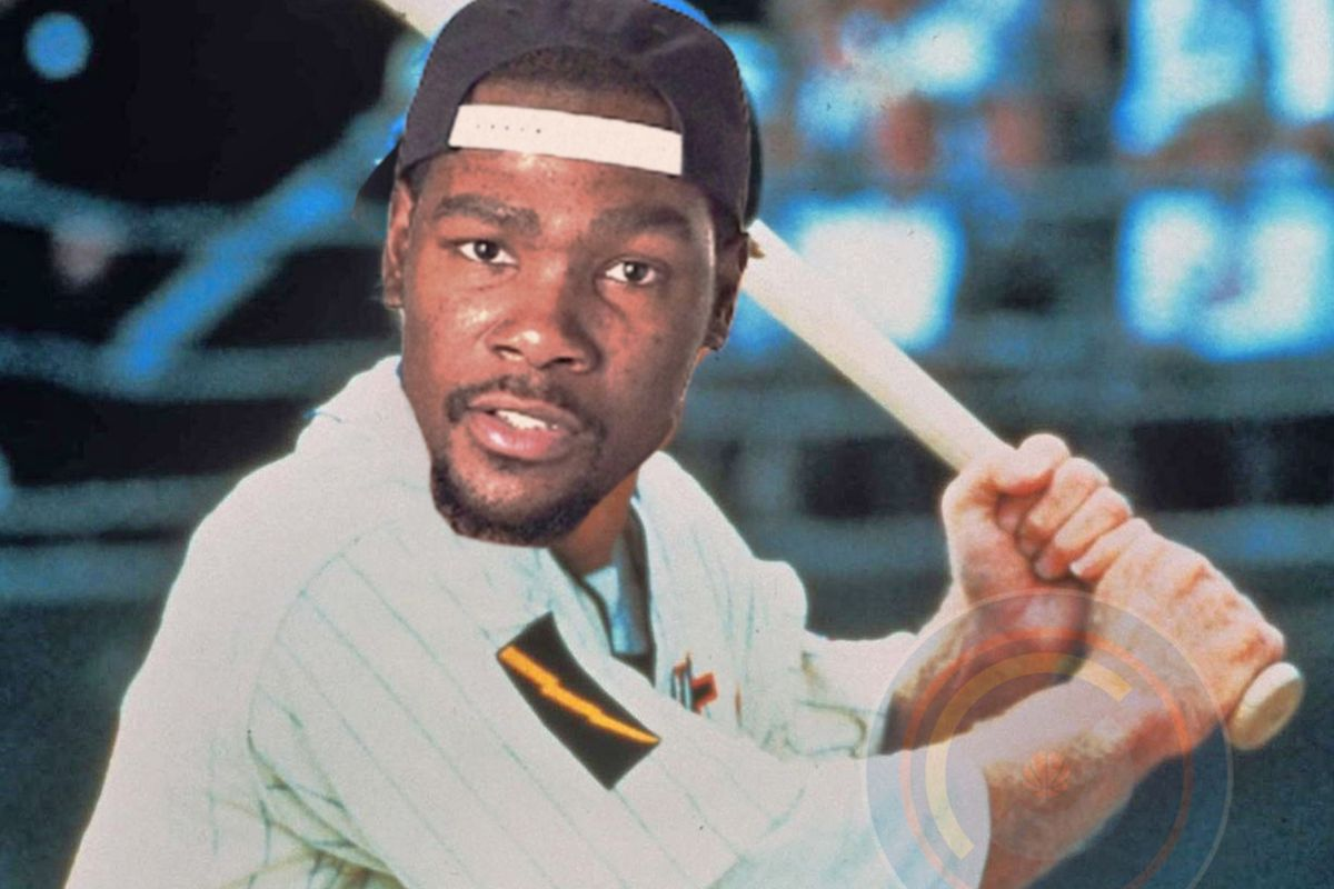 KD is ...The Natural